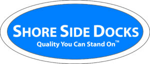 Shore Side Dock Logo-Quality You Can Stand On - No Shadow - 3